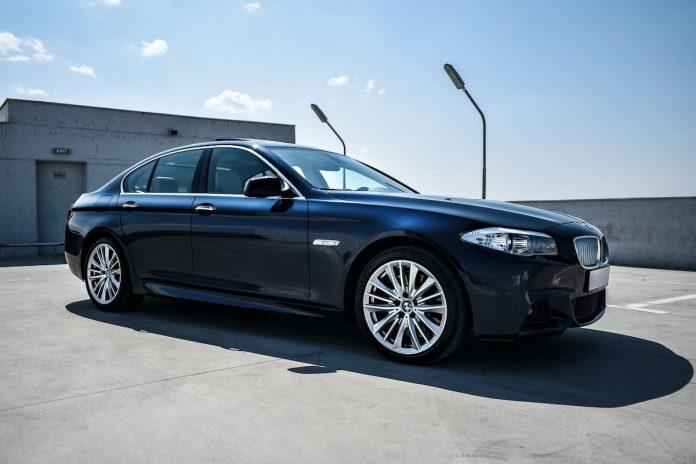 BMW leaseauto