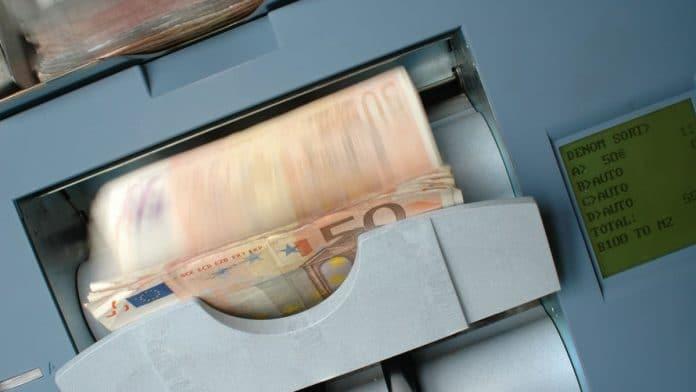 Biljetten van 50 euro