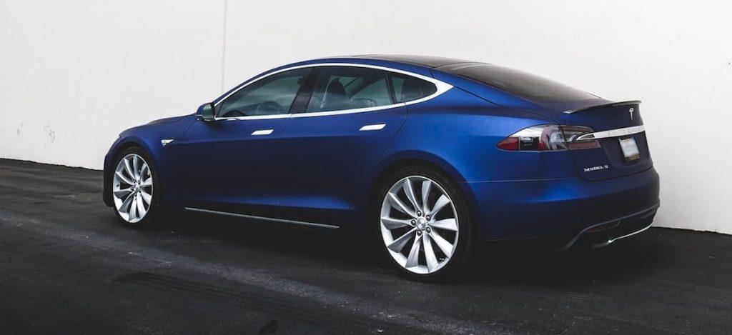 Tesla leasen bedrijfswagen