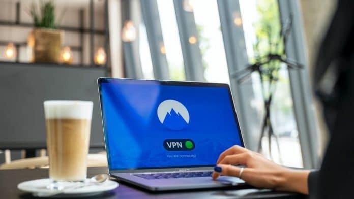 ondernemer met VPN
