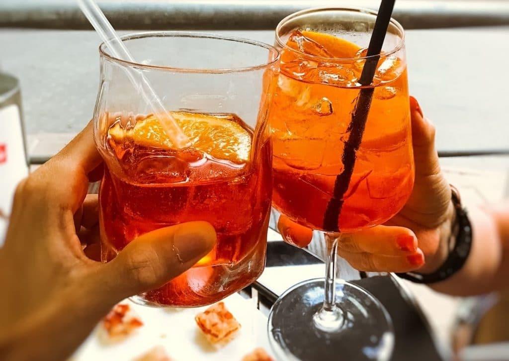 EK drankjes aperol