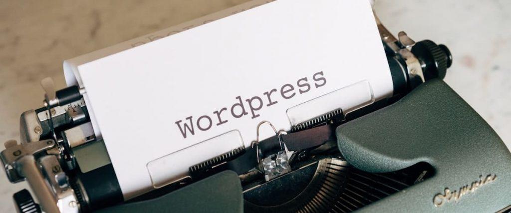 Wordpress starten