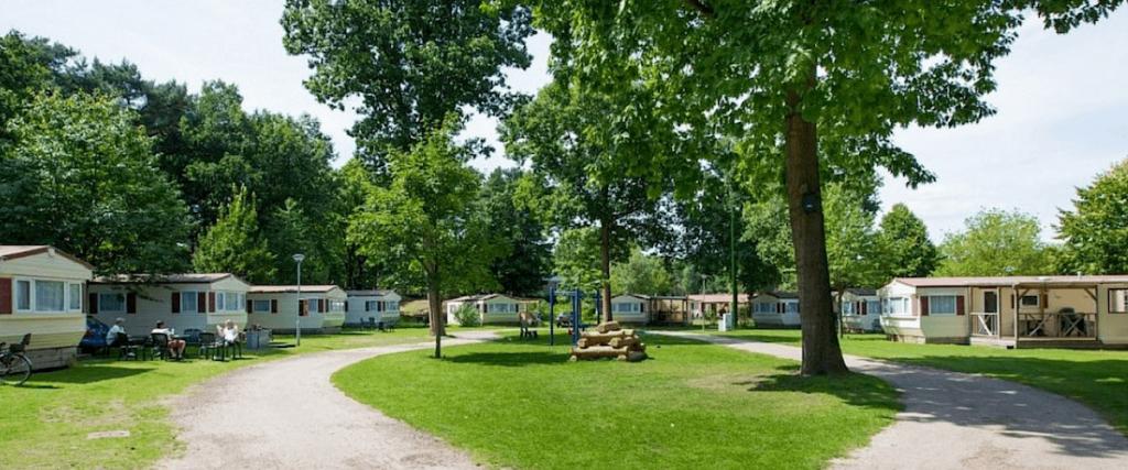 Bergjes.nl vakantiepark voorbeeld | B2B2C.nl
